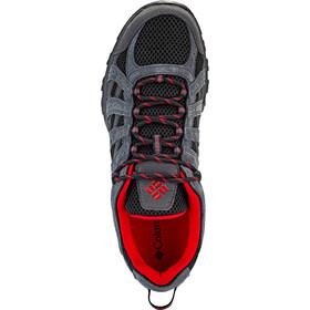 Columbia Canyon Point Shoes Herren black/mountain
